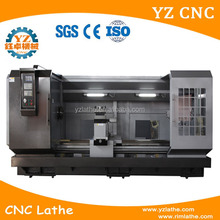 small automatic cnc lathe c axis machine for taper thread cutting