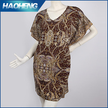 Made in china Useful Beautiful women night dress arabic