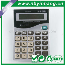 Currency exchange rates calculators for promotion gift XSDC0126