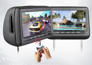 2014 year new products touchscreen 10.1 inch headrest dvd player with MIRACAST AIRPLAYER function WS-MT101