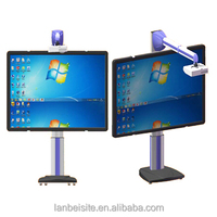 LB-04 2015 Lastest multi touch interactive electronic whiteboard with low price