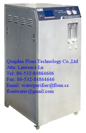Lab low organics type ultrapure water machine (40L/h single stage RO)