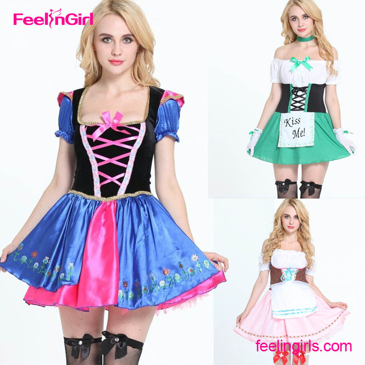 Large stock online halloween costumes bulk china wholesale
