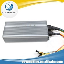 High power dc motor controller for EV system