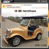 electric car with open roof car protect