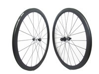 Hot sale 700C full carbon road bike wheels 38mm clincher 23mm wide U shape with DT 350S hub Sapim cx-ray spoke UD Matte finish