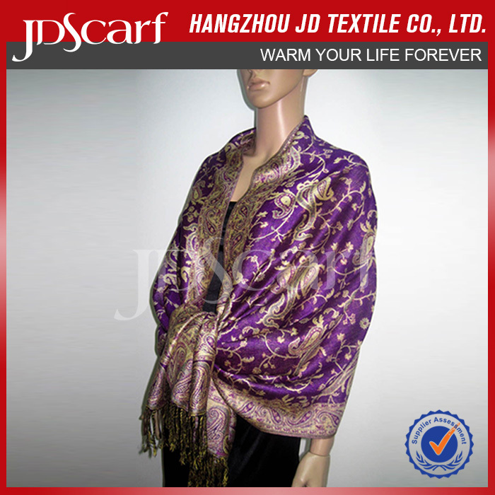 Hot sale factory direct new style party wear shawl