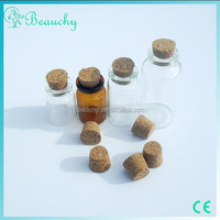 2-100ml small glass medicine bottle liquor bottles