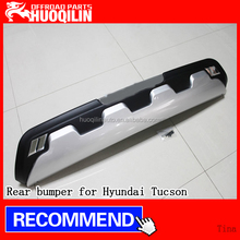 Assured quality Rear bumper for Hyundai Tucson 13+Body kits from huoqilin