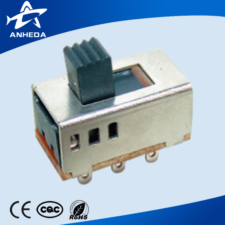 high quality DPDT slide switch