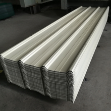 Hebei manufacturer 12 gauge corrugated aluminum roof panels