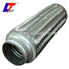 stainless exhaust flexible pipe/flexible tube