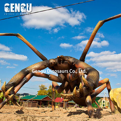 Outdoor Decoration High Simulation Giant Insect Models