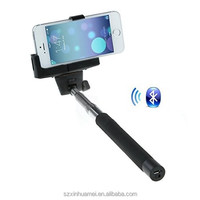 Bluetooth Selfie Stick - Extendable Handheld Monopod Camera Stick - Free Bonus - Built-in Remote Shutter for Iphone Samsung