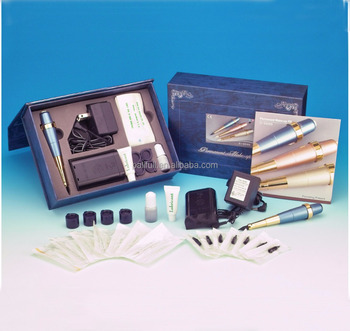 Giant Sun Permanent Makeup Tattoo Machine Kit (GS-9688)