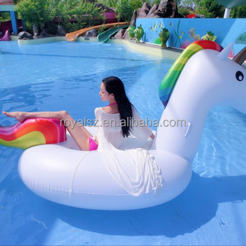 Large Inflatable Pool Toys Inflatable Unicorn Pool Toys Giant Unicorn  Swimming Pool Ride On Floats With Cheap Price   Buy Large Inflatable Pool  Toys ...