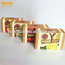 High Quality Factory Price Solid Form Herbal Basic Cleaning Laundry Bar Moisturizing Soap