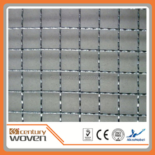 metal stainless steel pre-crimped wire mesh