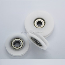 First grade high performance and low noise shower door bearing