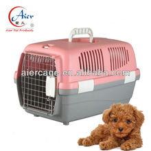 pet product plastic dog carriers