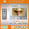 Audio visual door bell
