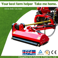 Grass Cutter Machine HEAvy Duty 3 point linkage Side Flail Mower