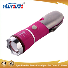 Multi-tools led highpower led flashlight torch factory price wholesale