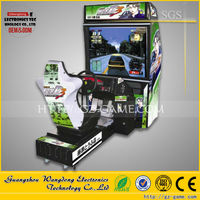 Best quality driving simulator new car racing game for sale