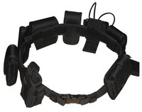 multi function braid nylon slimming tactical military belt