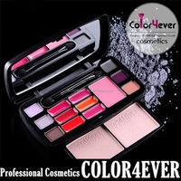 Xmas Brand new 15 colors All in one travelling Makeup Palettes eye shadow kit