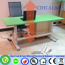 metal table base legs computer table frame height adjustable metal table base
