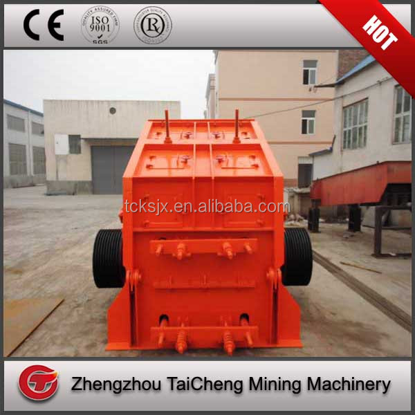 Coal Slag Crushing Plant Machine impact crusher slag