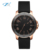 3atm waterproof japan movt quartz alloy case PVD plating stainless steel back Watch