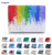 Thin Laptop Hard Case for Macbook Mac Book Pro 15.4 Laptop Rubber Skin Case Cover