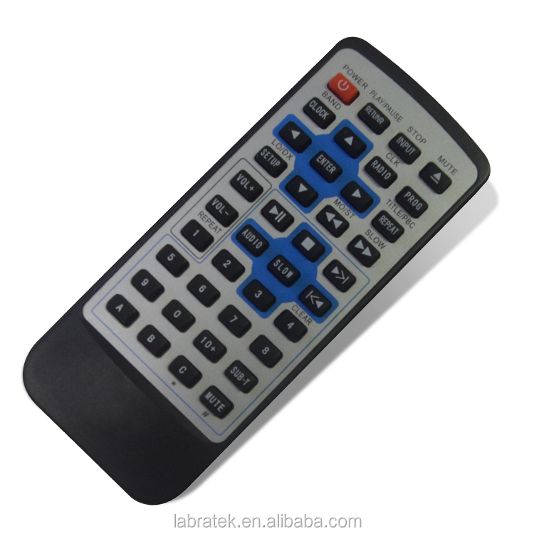 40 Keys Long Transmitting Distance LED TV Remote Control Codes Universal IR Remote Control Low Voltage Remote Control Switch