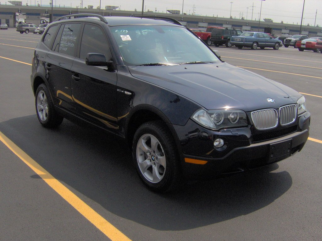 2008 BMW X3 3. 0si used cars