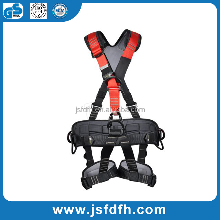 New Arrival CE Standard safety Harness full Body Safety Harness Safety Belt With The Cheapest Price