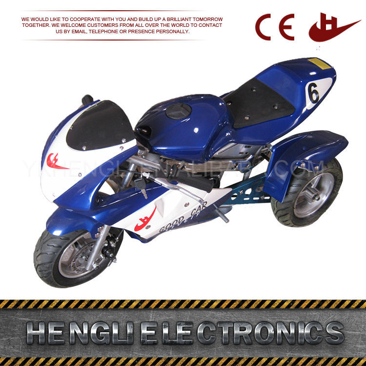 Made In China Hot Selling 3 wheel enclosed motorcycle