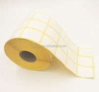 Cast Coated Self Adhesive Paper Sticker For Label Printing