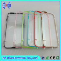 High Quality Night Glow Cover for iphone 6,Night Glow Clear Hard Luminous Cover for iphone 6
