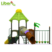 Factory Price Children's Outdoor Game in Playground with Galvanized steel pipe LE.YG.041