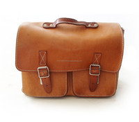 real Leather Laptop bag good quality