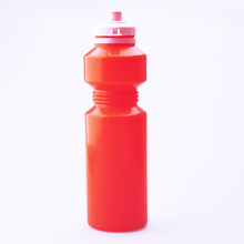 Promotion 750ml food grade Plastic DrinkingBottle, sport item