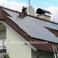 renewable energy 10kw on-grid off grid home solar panel system also called solar system 10kw