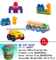 Fully Automatic Blocks&Bricks Production Line Brick Building Toy