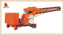 Double-cylinder Hydraulic multi-bucket excavator for brick making machine