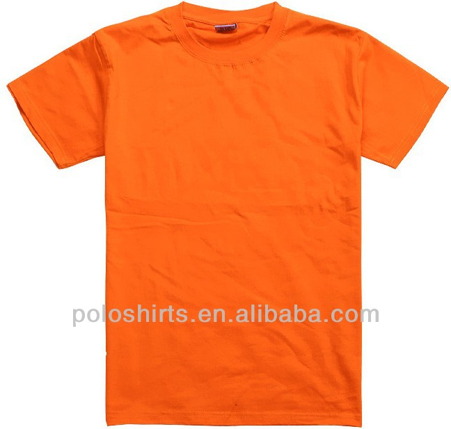 Customized Logo Wholesale Blank T Shirts for Promotion Manufacturer in Shanghai