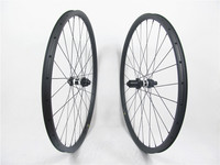 650B DT 350s carbon clincher mtb wheels 30mm width clincher hookless or with hook avialable 18 month warranty