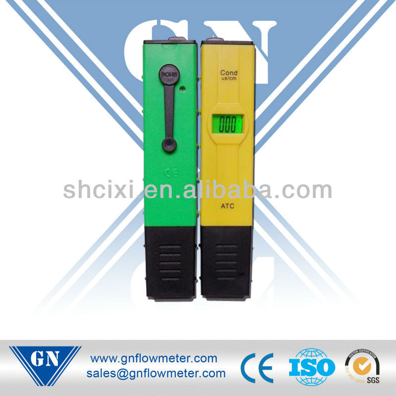 digital water conductivity meter electrode
