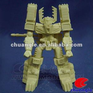 Custom Articulated Plastic Robot Toy, Customized Plastic Articulated, Plastic Toy Robot